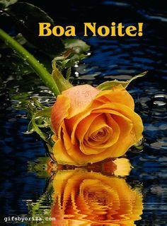 Imagen: boa noite só com rosas - Pesquisa Google …   Pinteres…