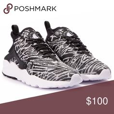 Nike Huarache Run Ultra Jacquard Shoes Nike Huarache Run Ultra Jacquard Shoes.  Women's.  Brand new with shoe (w/ no lid).  Never worn.  No trades.  Price is firm. Nike Shoes Sneakers