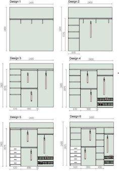 24 Trendy Master Walk In Closet Layout Design Bedrooms Bedroom Closet Design, Master Bedroom Closet, Bedroom Wardrobe, Wardrobe Closet, Closet Designs, Walk In Closet, Home Bedroom, Master Bedrooms, Small Closet Design
