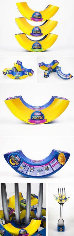 Amazing Food Packaging Designs | Doodleblue Designs : Comment ont-ils pu accepter ça... pour le transport et le stockage, un vrai casse-tête !