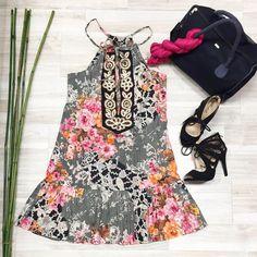 ¡El verano nunca tuvo tanto estilo! No te quedes sin tus vestidos de la marca Candú, búscalos en el tercer piso del Multicentro Hoy abiertos hasta las 8pm.