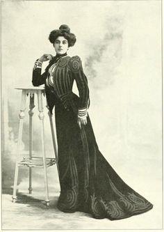 Reception dress, – Maison Lebouvier - Paris