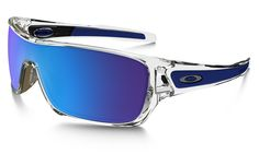 Oakley Turbine Rotor Sunglasses PRODUCT OVERVIEW Inspired by our best-selling Turbine™ eyewear, this toric shield version combines extended lens coverage with interchangeable icons and inset zones of