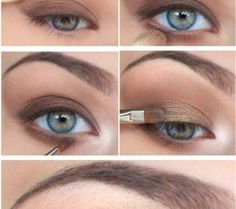 Victoria's Secret Eye Makeup – TUTORIAL