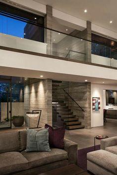 Dream House Interior, Dream Home Design, Luxury Home Decor, Luxury Homes, Luxury Mansions, Design Case, Modern Interior Design, Modern Mansion Interior, Luxury Modern House