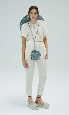 objects without meaning spring 2014. so very tourist chic!