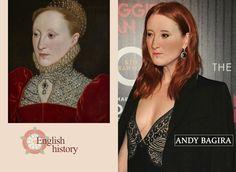 Modern Elizabeth I of England Tudor History, British History, Anne Boleyn Death, Tudor Rose Tattoos, Natalie Dormer Anne Boleyn, The Tudors Tv Show, Elisabeth I, Tudor Dress, Famous Historical Figures