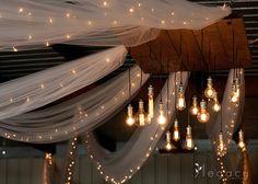 Reception lighting | Hermosa South Dakota Wedding | Rapid City, SD | legacytheblog.com » Photography blog of Amy Oyler, Legacy Photo and Design Rapid City South Dakota