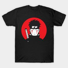 Shop t-shirts, phone cases, hoodies, art prints, notebooks and mugs created by independent artists from around the globe. Cute Emo Outfits, Scene Outfits, Cosplay Outfits, Anime Outfits, Naruto T Shirt, Naruto Clothing, Anime Inspired Outfits, Cute Love Memes, Tee Shirt Designs