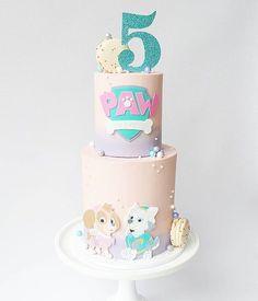 Divertida tarta para fiesta infantil. #pastel #cumpleaños