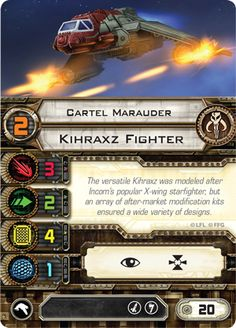ffg x-wing rules