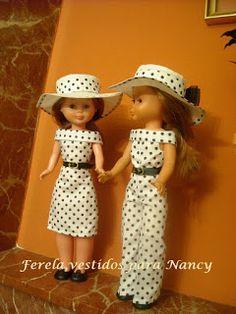 Pamela, Barbie, Summer Dresses, Vintage, Style, Fashion, Templates, Doll Dresses, Short Dresses