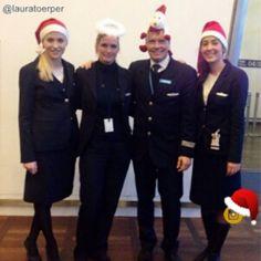 @Lauratoerper ✈ ✈ ✈ ✈ ✈ ✈ ✈ ✈ ✈ ✈ ✈ ✈ ✈ ✈ ✈  #merrychristmas #FelizNatal #christmas #natal #fly #friends #cabincrew #crewlove #crewlife #beautiful #smile #happy #airport #selfie #airplane #family #pilot #flightattendant #crew #airbus #boeing #aviation #picture #felicidade #amor #airlines #sky #world #goodnight
