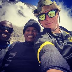 Ashanti Sana Tack så mycket & Thanks to these awesome friends and Guides that took me and Paul Siega (The Two Pumbaws (idiots) to The Uhuru Summit and for so many laugh and fun stories aswell. Thanks Paul aswell for this  #kilimanjaro #climb  #africanadventure #afrika #pumbaw #guides #mountain #hike by rickbambi @enthuseafrika