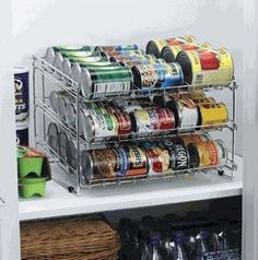 DIY Kitchen Storage and Organization Ideas (22)