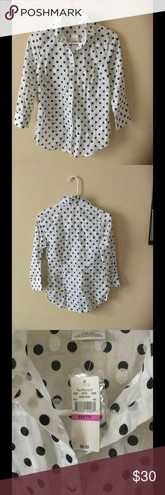 Van heusan top Cute van heusan shirt Van Heusen Tops Button Down Shirts