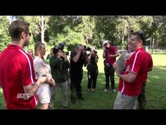 QLD15 Australia Zoo Visit - MRF Drivers cuddle a koala
