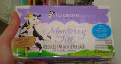 """Right, because we must feminize anything that's """"light"""" or """"diet."""" In other words, we must control women's bodies and make them disappear. --> Monterey Jack, Meet Monterey Jill"""