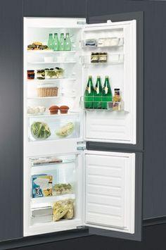 Refrigerateur congelateur encastrable Whirlpool ART6601/A+