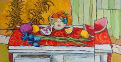 Por amor al arte: Angus Wilson Wilson Art, Watercolor Effects, Watercolour, Still Life, Texture, Canvas, Gallery, Floral, Flowers