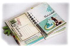 Love the ideas in this little journal
