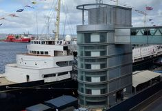 The Royal Yacht Britannia is at Leith - the historic port of Edinburgh. Voted Scotland's Best Visitor Attraction (VisitScotland)