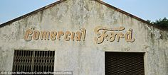 Fordlandia: In the 1920s Henry Ford tried to create a community of workers in the Brazilian rainforest