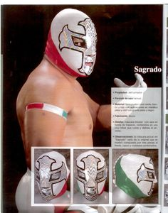 Luchador Mask, Mexican Wrestler, Sport Of Kings, Ranger, Wrestling, Superhero, Sports, Cartoons, Challenges