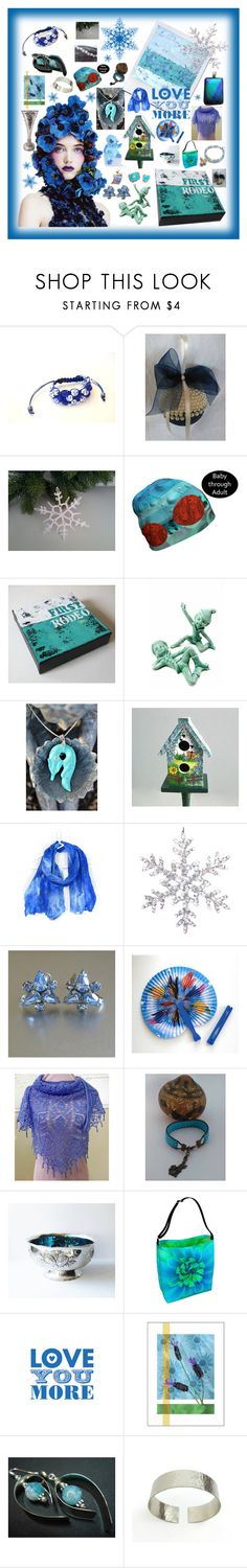 """""""Winter Wonderland Of Gifts"""" by monique-eves ❤ liked on Polyvore featuring interior, interiors, interior design, home, home decor, interior decorating and Shamballa Jewels"""