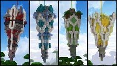 Four Obelisks