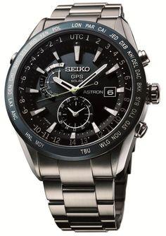 Seiko Astron Watch GPS Solar Watch