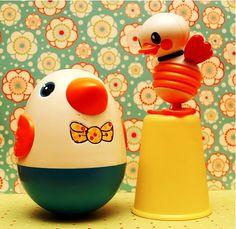 Vintage toys (via Modern Kiddo)