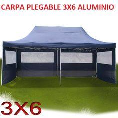 CARPA PLEGABLE 3X6