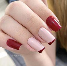 Nail Polish Art, Nail Art, Tips Belleza, Manicure And Pedicure, Nail Designs, Nails, How To Make, Beauty, Instagram
