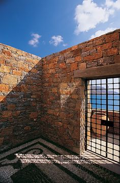 The designing team, set the priority of using the finest quality materials throughout the hotel: clay roof tiles, wooden shutters and doors, rough marble, wooden decks and traditional pebble mosaics. Clay Roof Tiles, Wooden Shutters, Pebble Mosaic, Wooden Decks, Crystal Clear Water, Fishing Villages, Mosaics, Marble, Doors
