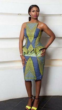 stylista gh wild look book ghana fashion african fashion African Print Dresses, African Dresses For Women, African Attire, African Wear, African Fashion Dresses, African Women, African Prints, African Style, Ghanaian Fashion