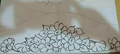 Fabric Paint Designs, Beaded Jewelry Patterns, Stencil, Floral, Painting, Home Decor, Bath Linens, Painting On Fabric, Tin