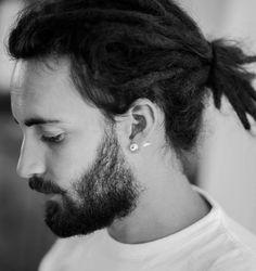 twist and rip dreads black hair - Google Search