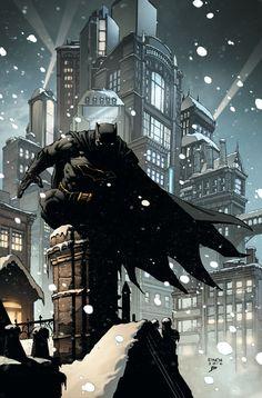 Batman Annual #1 by David Finch *