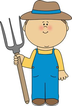 Kid Farmer Clipart Images & Pictures - Becuo