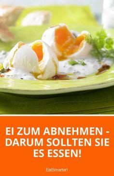 Eier kann man vielfältig zubereiten und helfen beim Abnehmen – was will man mehr?