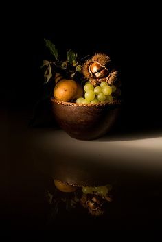 chiaroscuro | chiaroscuro and reflections - still life on Behance