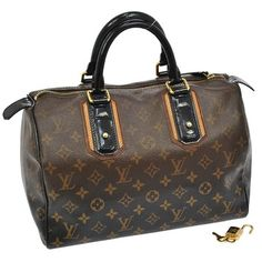 Louis Vuitton Limited Edition Monogram Canvas Mirage Speedy 30 Shoulder Bag. Get one of the hottest styles of the season! The Louis Vuitton Limited Edition Monogram Canvas Mirage Speedy 30 Shoulder Bag is a top 10 member favorite on Tradesy. Save on yours before they're sold out!