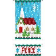 Peace Beaded Banner Kit