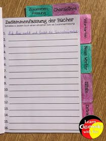 Lesemotivation Zusammenfassung Bullet Journal, School, Great Books, Summary, Learn German, Primary School, Tips And Tricks, Education