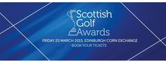 Scottish Golf Awards - Citrus:Mix - Marketing, PR, Web, Training & Events