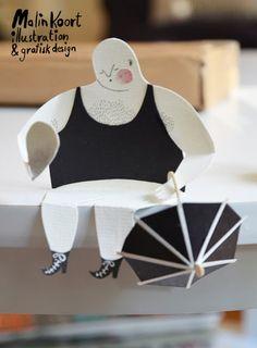 Malin Koort: Paper People