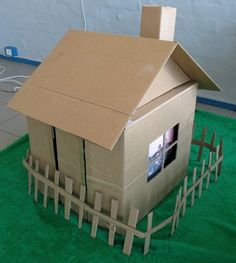 how+to+make+a+house+out+of+a+box | How To Make Own