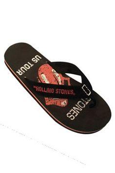Rolling Stones - Us Tr Blk Herren Sandale Größe: M - http://on-line-kaufen.de/bioworld-merchandising/rolling-stones-us-tr-blk-herren-sandale-groesse-m