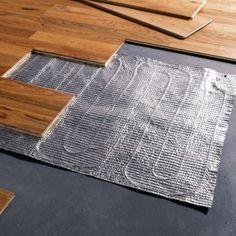 Tout savoir sur le plancher chauffant sec